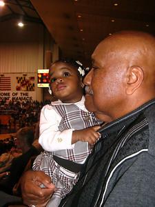 Vanessa and grandpa.