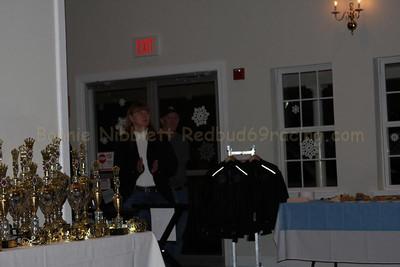 March 3, 2012 Redbud's Pit Shots Delaware Karting Complex (DKC) 2011  Banquet