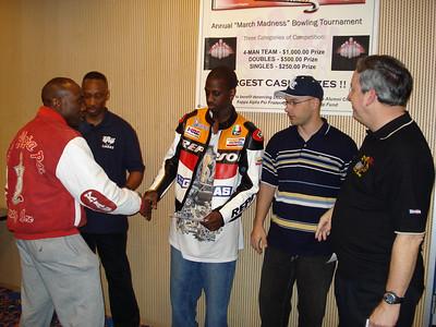March Madness Bowling Tournament 2008 - Kappa Style