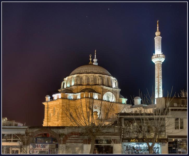 Laleli Mosque, Istanbul, Turkey.