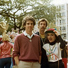 Louis Harkey, Chuck Reigel and Meryl Pearlstein