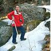 Maren in snow
