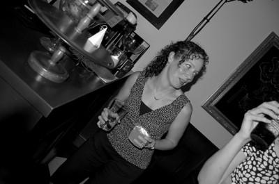 Mrs Roobears.. sneaking 2 drinkies! :)