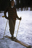 1947: Marian, the skier