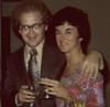 1973: Wedding day