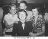 1951: The Triumvirate (Lolly, Sheila, Marian) and Bob