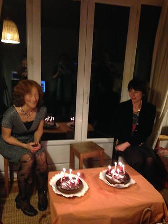 Maria's Karaoke Birthday Party