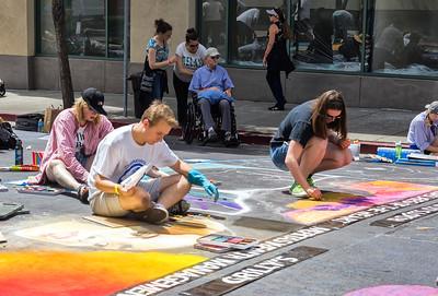Marin Italian Street Paining 2015