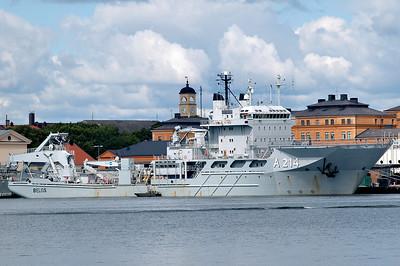 dykeri- och ubåtsräddningsfartyg HMS Belos