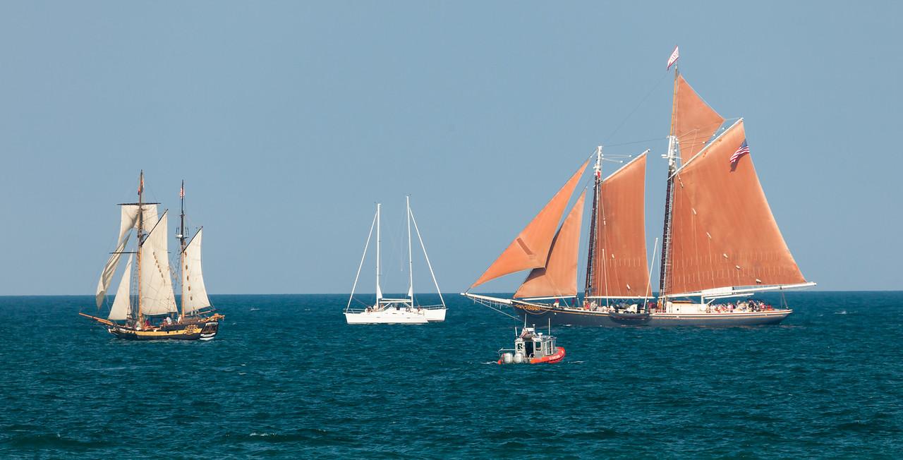 Parade of Ships