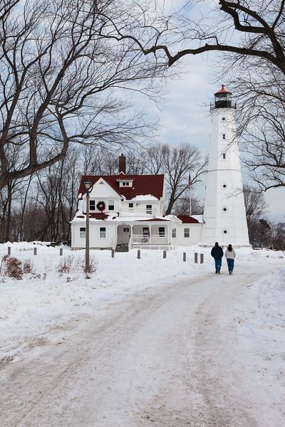 North Point Winter Walk