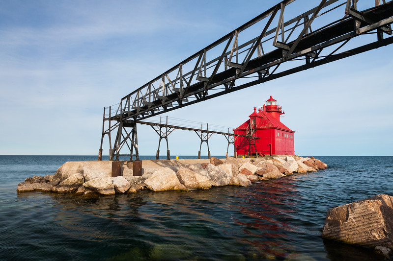 Sturgeon Bay Light. Sturgeon Bay, WI<br /> <br /> WI-100515-0240