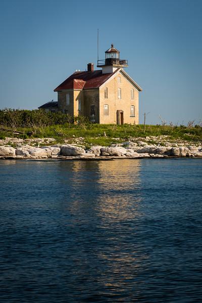 Pilot Island Lighthouse