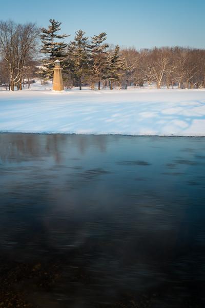 Fox river Winter Layers