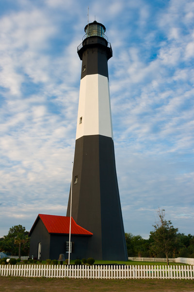 Tybee Island Lighthouse. Tybee Island, GA<br /> <br /> GA-080626-0002