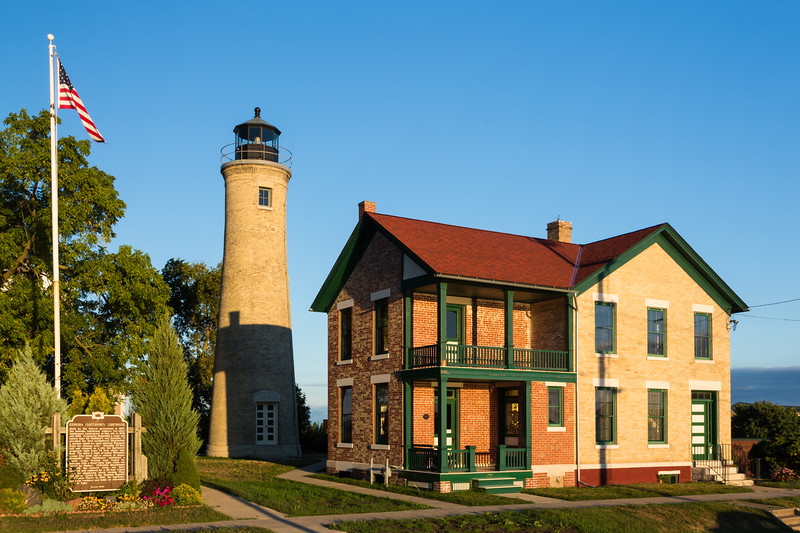 Kenosha Southport Lighthouse