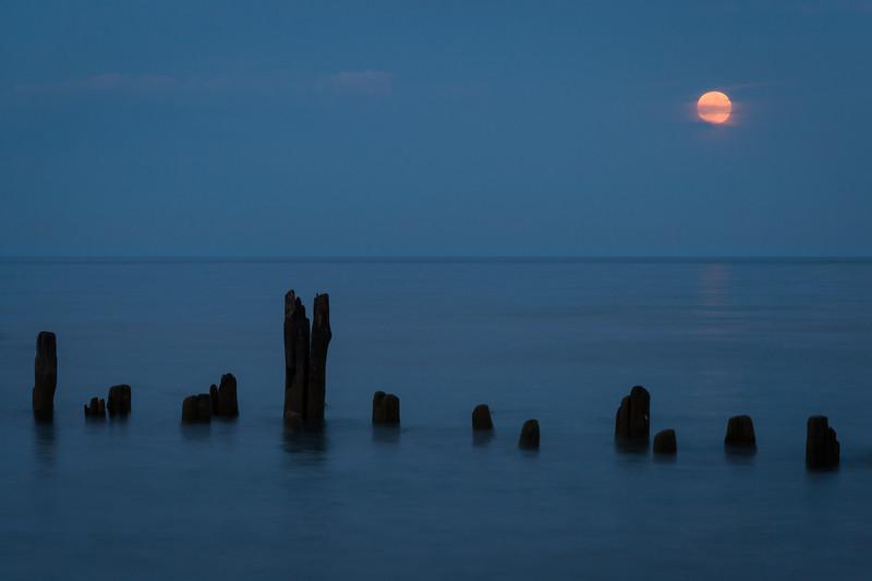 August Moonrise
