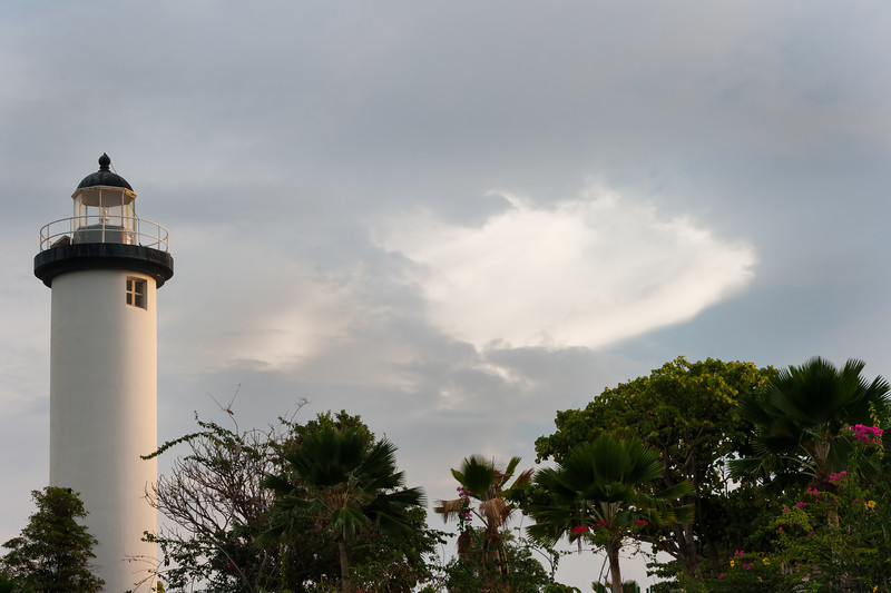 Punta Higueros LIghthouse