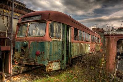 M&H Railroad Park St. Trolley
