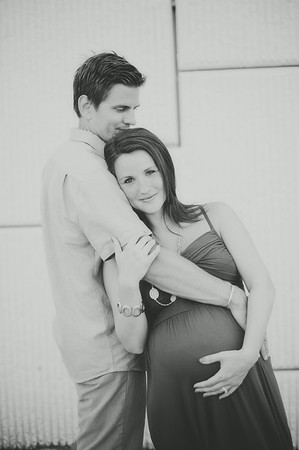 Mark & Jamie Maternity