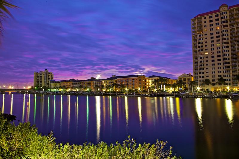 Tampa Florida Sunrise 2010