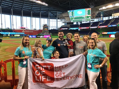 Miami Marlins Honor GOL Donors
