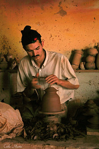 Potier, Maroc (2008)