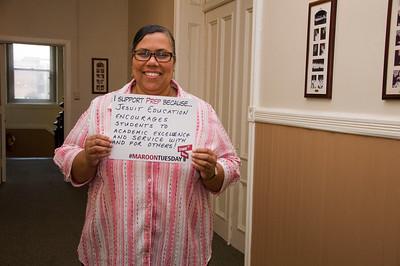 Boreta Singleton, Religion Department Chair