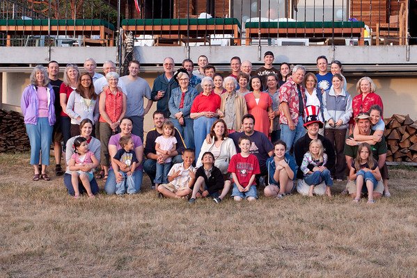 Marrowstone Family Reunion
