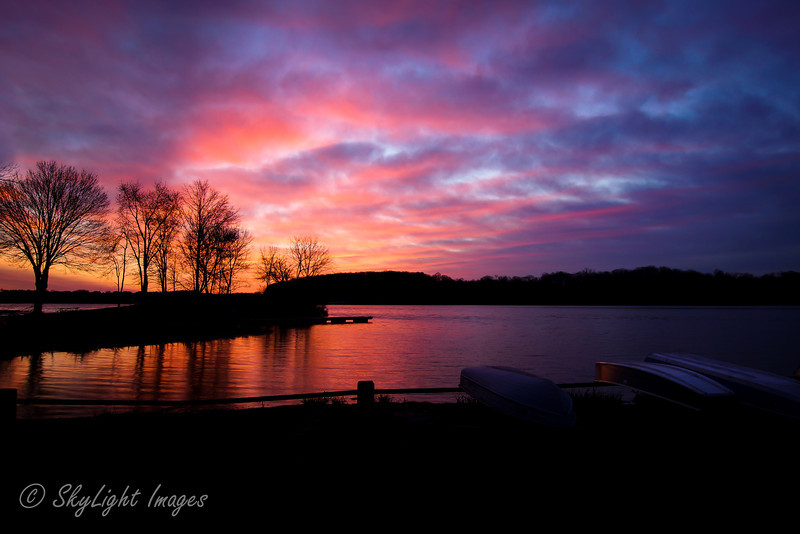 Marsh Creek Sunrise