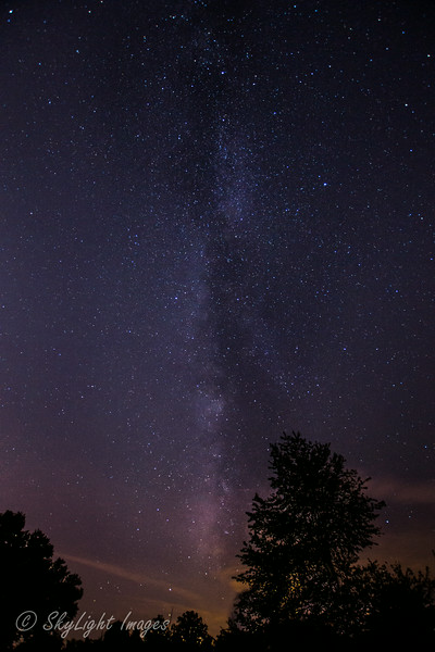 Milky Way at Marsh Creek