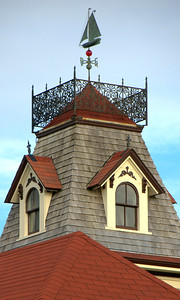Oak Bluffs Weather Vane