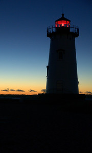 Edgartown Light at Sunrise