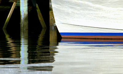 Hull/Dock, Reflection