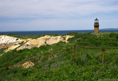 Various versions of a theme. Gay Head Lighthouse.