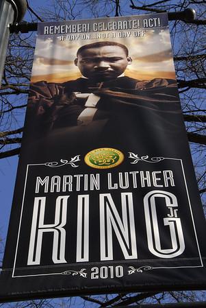 Martin Luther King Jr. <br /> <br /> Commemoration 2010