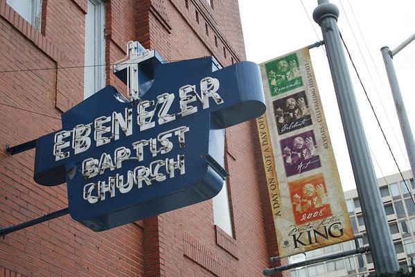 Ebenezer Baptist Church<br /> 2010