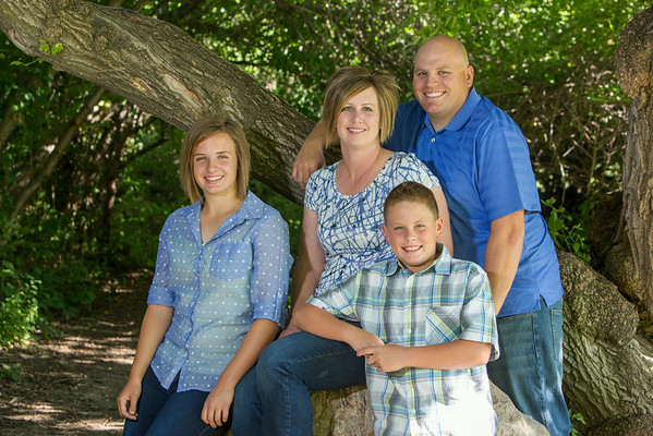 Martindale Family 2014