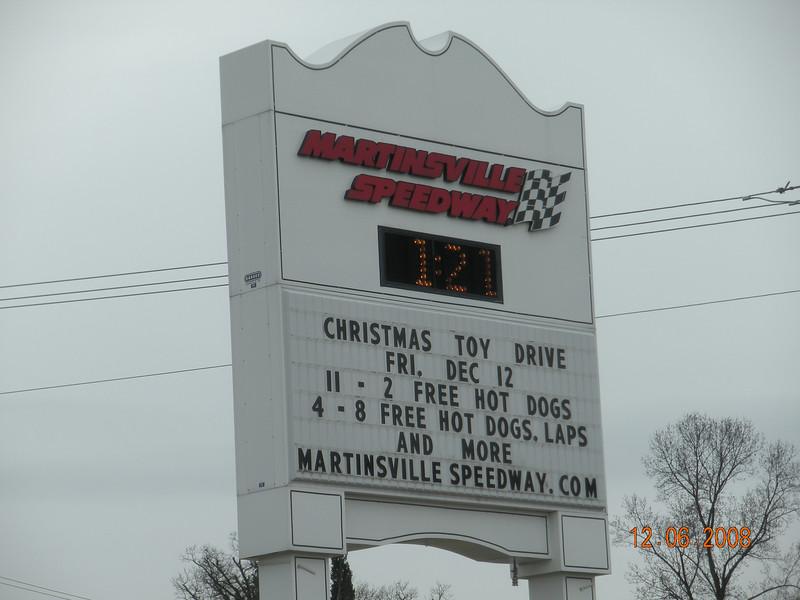 Martinsville December 2008 012