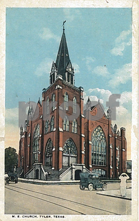 This picture shows the Marvin United Methodist Church sanctuary as it appeared before the 1941 renovation. The church is planning a special service Sunday to celebrate the 125th anniversary of the sanctuary. Courtesy