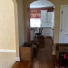 Foyer looking towards kitchen
