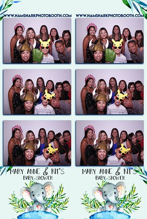 Mary Anne & Kits Baby Shower