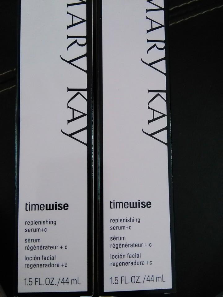 TimeWise Replenishing Serum+C     $56.
