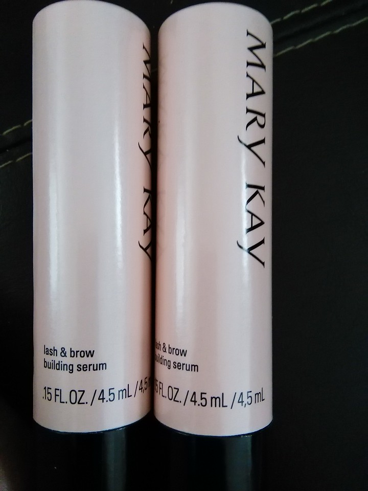 Lash and Brow Building Serum   $36.