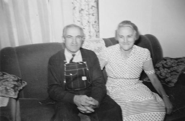 Twins - Joe Von Arx and Mary Von Arx