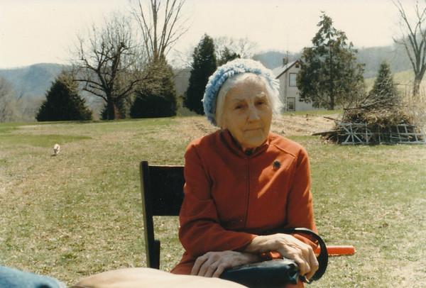 Mary Von Arx