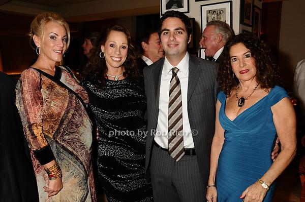 Barbara Herzberg, Mary Ann Portell, Jonathan Zarin, Lenore Zarin<br /> photo by Rob Rich © 2009 robwayne1@aol.com 516-676-3939