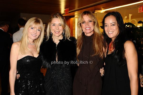 Colleen Rein, Jacqueline Murphy, Sandy Rosenthal, Cassandra Seidenfeld<br /> photo by Rob Rich © 2009 robwayne1@aol.com 516-676-3939