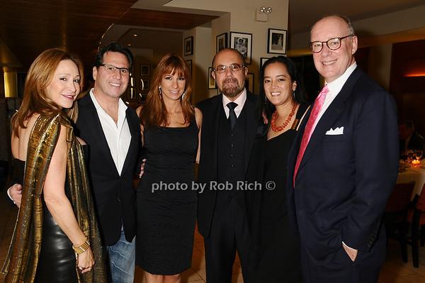 Jennifer Miller, Dr.Howard Sobel, Jill Zarin, Bobby Zarin, Cassandra Seidenfeld, Robert Lyster<br /> photo by Rob Rich © 2009 robwayne1@aol.com 516-676-3939