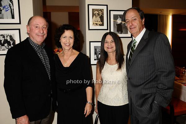 Dave Wagner, Susanne Wagner, Arlene Fein, Stanley Fein <br /> photo by Rob Rich © 2009 robwayne1@aol.com 516-676-3939